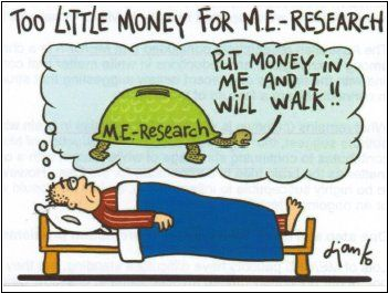 Here's a selection of ME/CFS research funds: http://phoenixrising.me/resources-2/research-charities