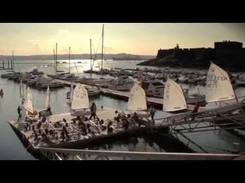 A Coruña, ciudad candidata a acoger el Mundial de Optimist 2016. Nuevo vídeo promocional de la candidatura