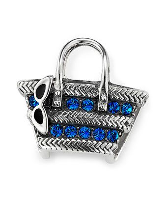Bonn Bons Tote-Ally Beach Ready Charm Available at: www.always-forever.com