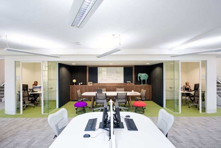 Citrix Systems, Inc. - Chalfont Park House Phase II - Area Sq