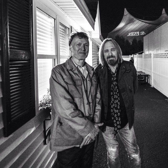 Legends #tpath2014 #hypnoticeye #darienlake on Instagram Steve Winwood, Tom Petty