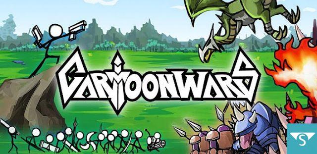 ► http://www.siberman.org/2014/11/cartoon-wars-android-apk-indir.html  Cartoon Wars, android telefonlarınız da veya tabletleriniz de oynayabileceğiniz eğlenceli ve aksiyon dolu kule savunma oyunu.