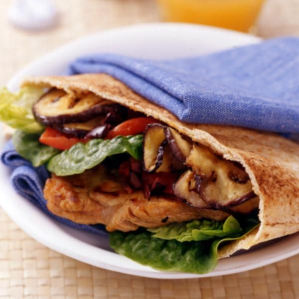 Tuscan Pork Loin Sandwich | Weight Watchers Canada