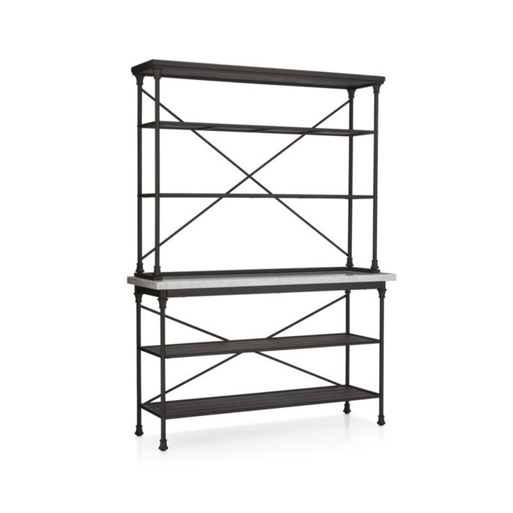 Bakers Rack, French Kitchen, Bakers Kitchen