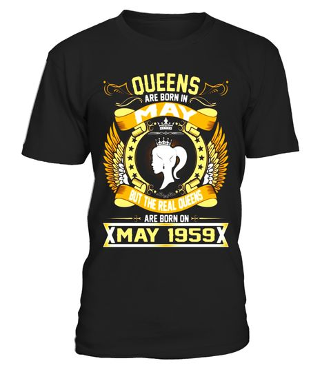Made In 1959 58th Birthday 58 Years Old Gift T Shirt