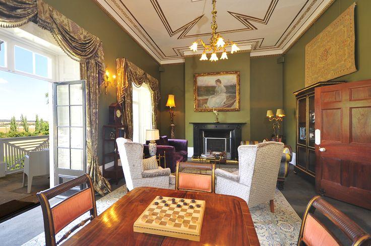 Quamby Estate's Welcome Lounge #quambyestate #launceston #tasmania #hotel
