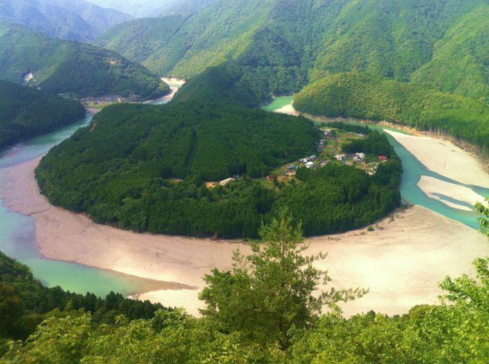 Japan's Kizuro Village is a hidden natural beauty and feng shui power