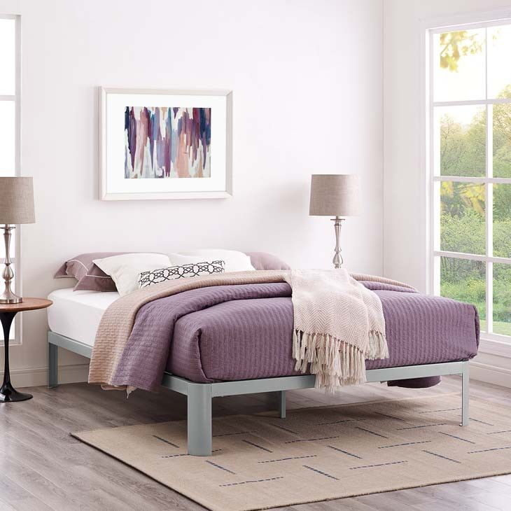 info colors dimensions transform your bedroom with the kelly anne bed frame - Sturdy Bed Frames