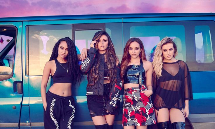 """loveforleigh: """"Little Mix for Glory Days """""""