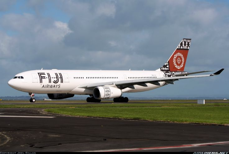 Fiji Airway's current sole A330-200 now on regular service to AKL. (Canon 350D 75-300) - Photo taken at Auckland - International (AKL / NZAA) in New Zealand on April 29, 2013.