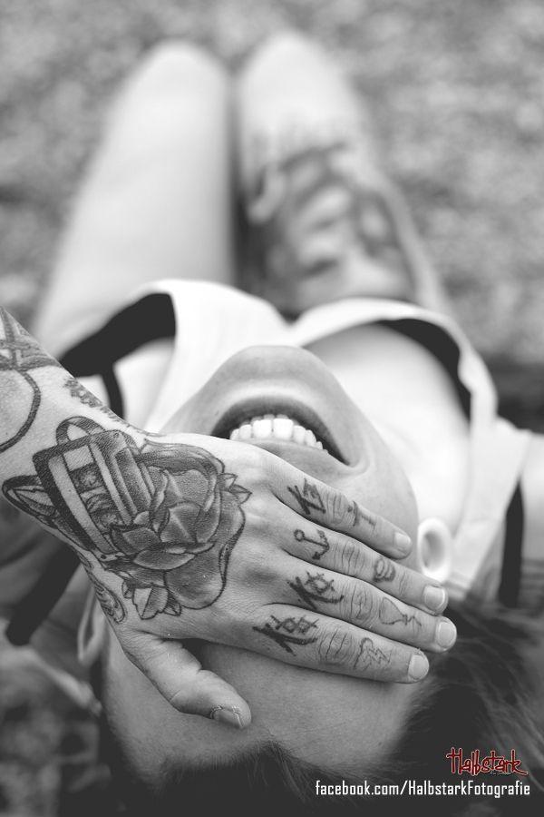 Fotografie Tätowierung Frauen