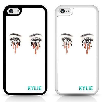 Kylie Jenner Kyshadow Case for iPhone Samsung Sony Kylie sexy Eye Hard Plastic