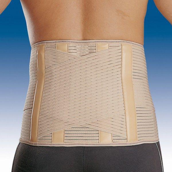"""FAJA SACROLUMBAR """"LUMBITRON STABLE"""" - REF: LT-284: Tratamientos pre y post-quirúrgicos, lumbago, lumbociática, procesos degenerativos, atonía y debilidad muscular."""