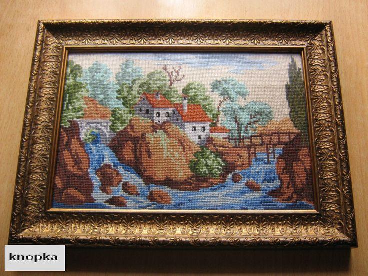 (21) Gallery.ru / что у меня получилось в самый первый раз - Моя первая вышивка - ignatik