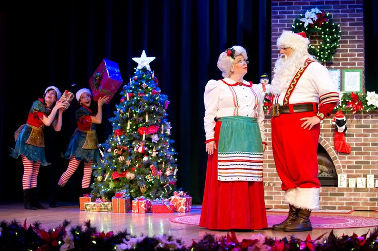SeaWorld Christmas Celebration includes Santa's Workshop presented by Coca-Cola-- with an all new Christ experience!