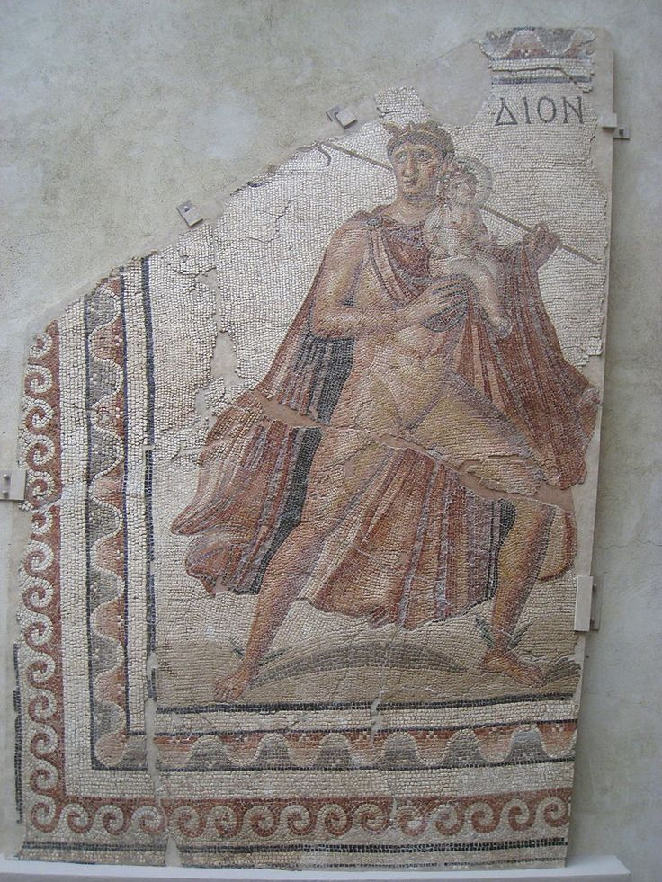 Mosaics, Worcester Art Museum - IMG 7455.JPG