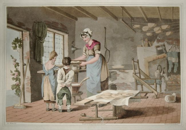 the establishment of the domestic system and child labor during the 18th century Schooling and poor children in 19th-century america contemporary views of schooling and poor children are of the united states in the late 18th century and.