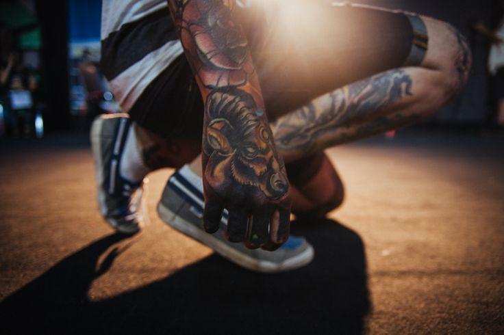 Fot. Janusz Miller - Cropp Tattoo Konwent Gdańsk 2014 #cropp #cropptattookonwent #tattoo