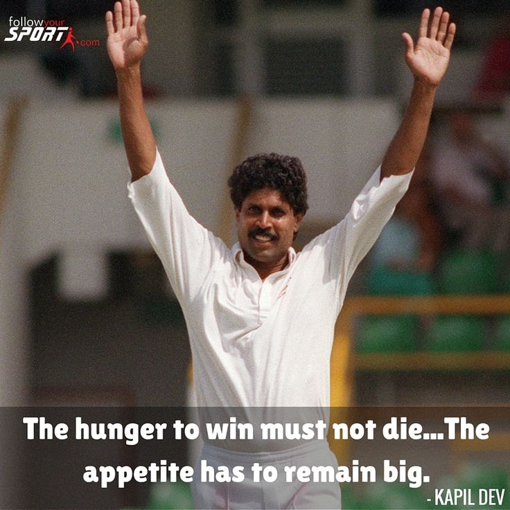 Kapil Dev Ramlal Nikhanj; born 6 January 1959), better known as Kapil Dev, is a former Indian cricketer. He captained the Indian cricket team which won the 1983 Cricket World Cup. Named by Wisden as the Indian Cricketer of the Century in 2002,Kapil Dev is one of the greatest all-rounders of all time.