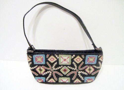 Gorgeous Coast Handbags Beaded Evening Bag hand made #NewCoast #EveningBag