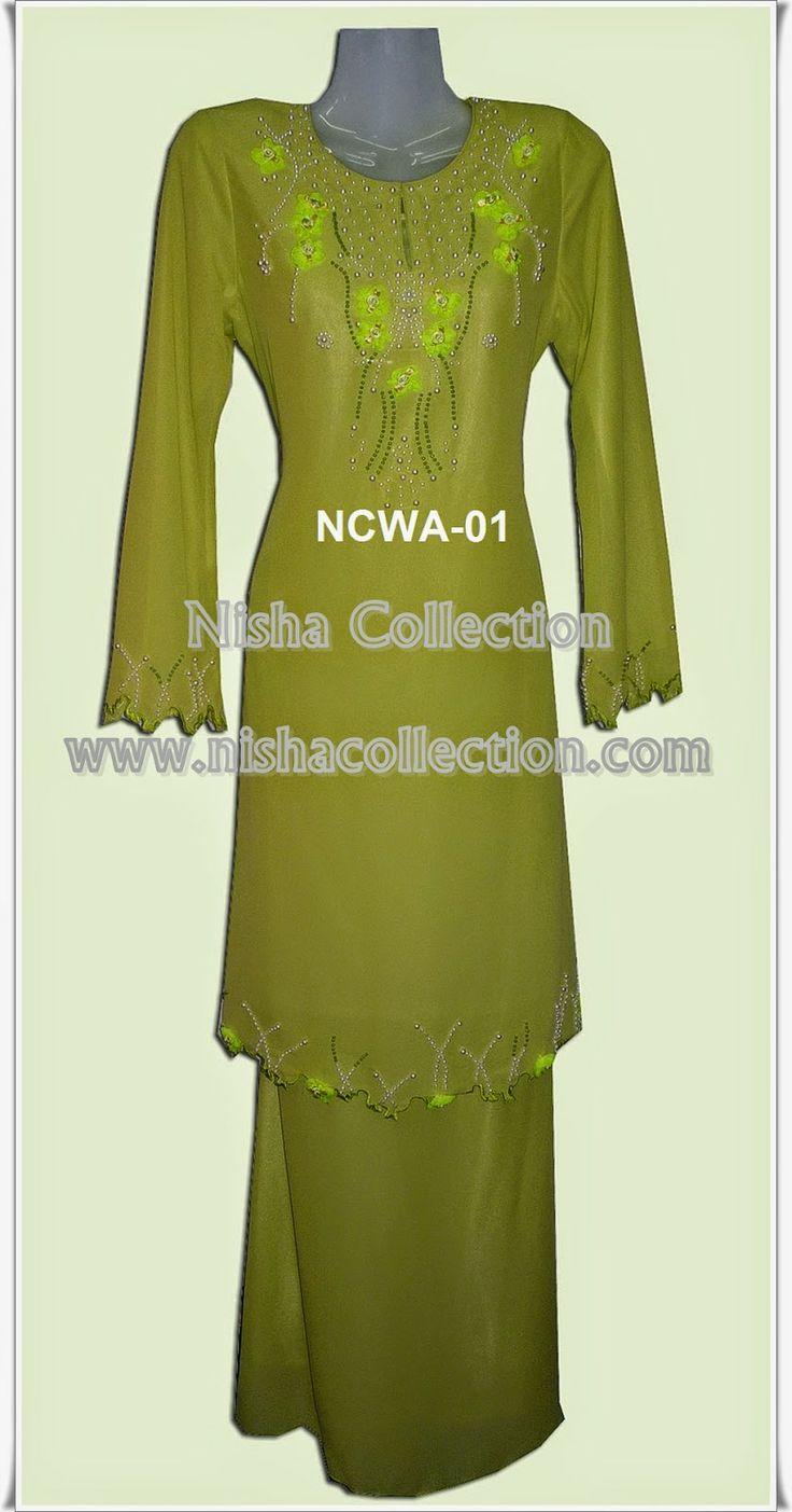 Baju Kurung Raya 2014 | Baju Kurung Moden Design Terkini