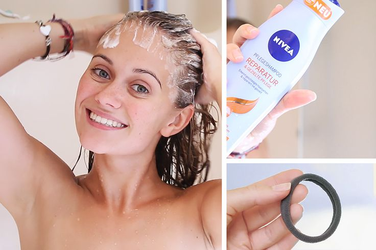 Hilfe für strapaziertes Haar: Dein Haar ist trocken, strapaziert und brüchig? Wir zeigen dir, was hilft, wenn dein Haar SOS funkt. Lerne die neue NIVEA Reparatur & gezielte Pflege Serie kennen.  Ihre Kera Detect Technologie zieht geschädigtes Haar an wie ein Magnet und repariert es gezielt dort, wo es nötig ist.