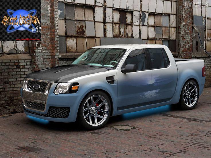 "2009 Ford Explorer Sport Trac.  ""Adrenalin"""