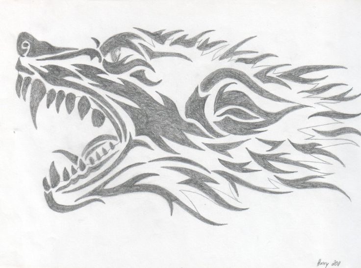 Wolf Tribal