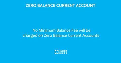 Zero Balance Current Account For Online (e-Payment) of Rajasthan State VAT and CST now you can open Zero Balance Current Account in any of our Branches. No Minimum Balance Fee will be  charged on Zero Balance Current Accounts.   www.sbbjbank.com  #SBBJJaipur #Onlinebanking #Bankingservice #zerobalanceaccount