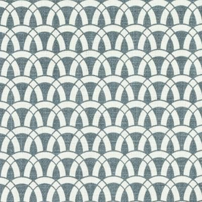 Multi Upholstery Drapery Fabric - Tulah Ld Navy Dots/Circles Small Scale Fabric Pattern