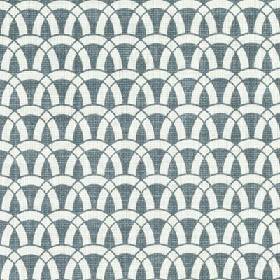 Multi Upholstery Drapery Fabric - Tulah Ld Navy Dots/Circles Small Scale Fabric Pattern