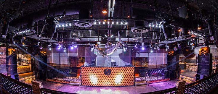 Sound Nightclub – HOLLYWOOD – U.S.   CASE STUDIES   PIONEERPROAUDIO