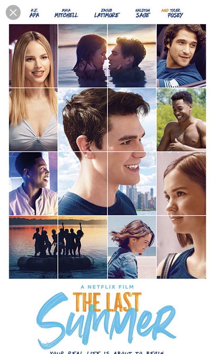 KJ Apa, Maia Mitchell, & Tyler Posey Premiere Netflixs