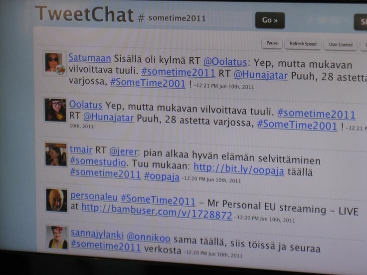 SoMeTime 2011