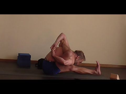 Ekapadasirsasana Workout 28Sept2016