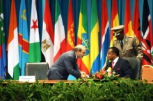 African nations discuss creation of an African food security trust fund