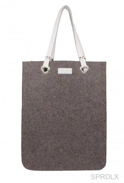 tote leather -velt / shopper tas vilt