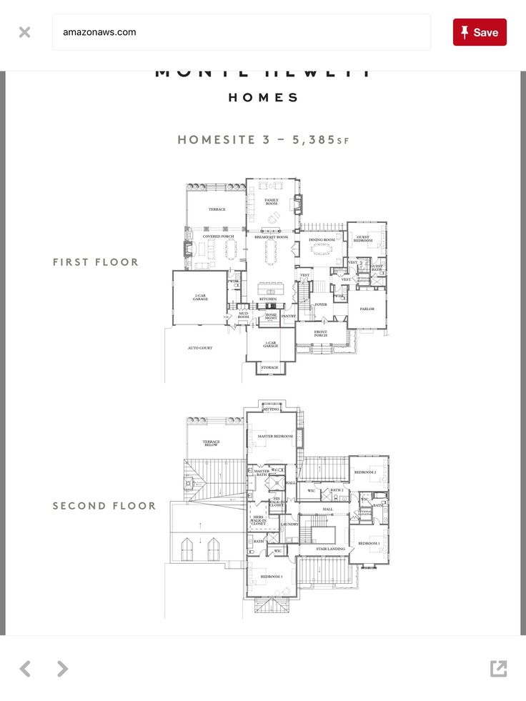 831 Best Floor Plans I Like Images On Pinterest