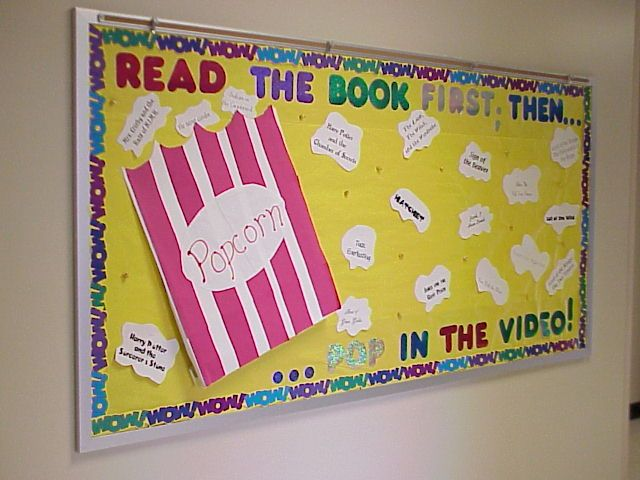 Tons of Classroom Displays and Bulletin Boards (for reading and other themes).