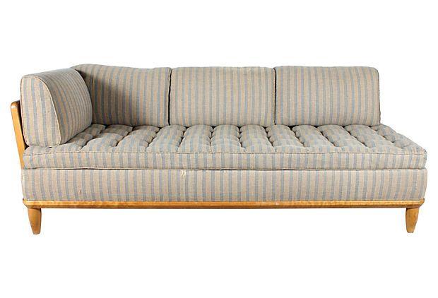 Swedish Sofa   w/ Storage on OneKingsLane.com