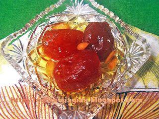 Τα φαγητά της γιαγιάς: Ντοματάκι γλυκό του κουταλιού
