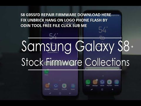 Samsung galaxy S8+ treo logo bootloop | Unbrick firmware Repair