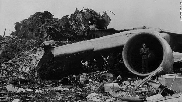 Plane Crashes That Changed Aviation: Tenerife Airport Disaster (1977). Deaths 583. Upgrade: Better communication.