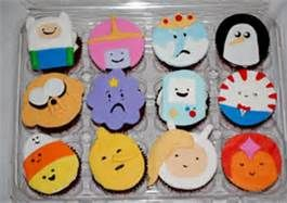 adveture time cupcakes - Bing Images