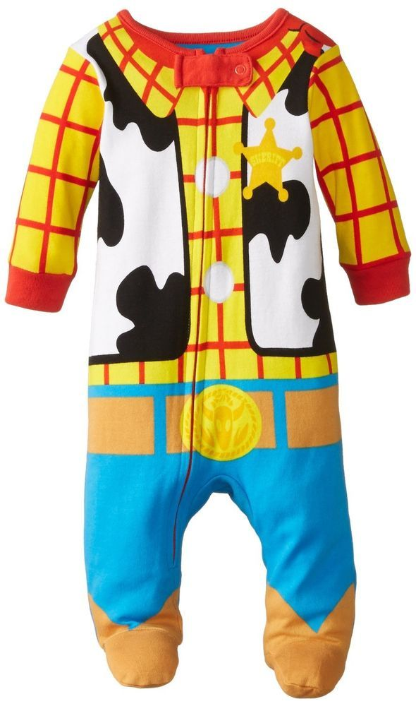 #disney #baby-boys newborn toy story costume one piece blanket sleeper multi from $19.75