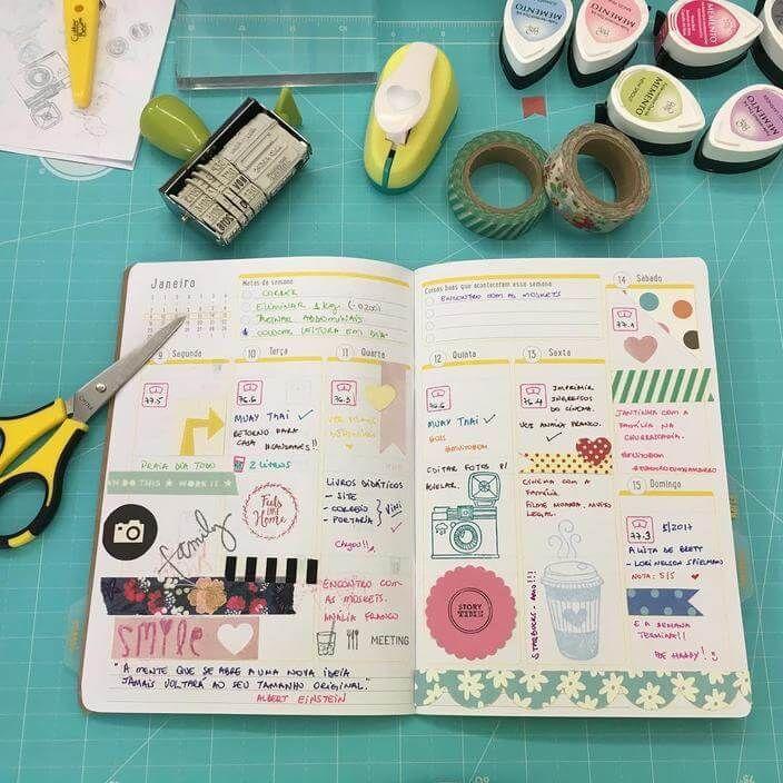 Como usar o planner para se organizar: dicas para iniciantes 1