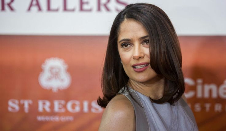 Salma Hayek's Dog Fatally Shot: 'He Didn't Deserve A Slow And Painful Death'