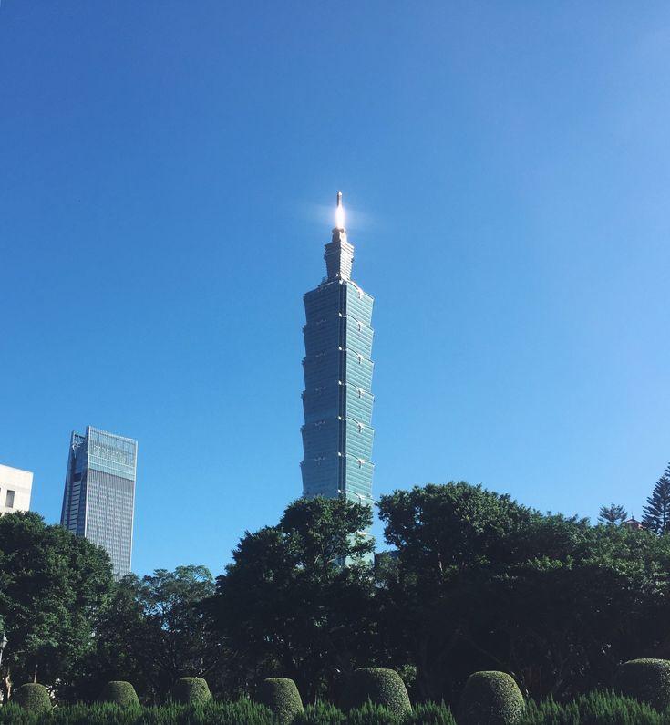 Taipei 101 >> 17 Things To Do in Taipei | Taiwan Travel Guide #travel #taiwan #destination #taipei #citybreak #asia #travelblogger #guide #todo