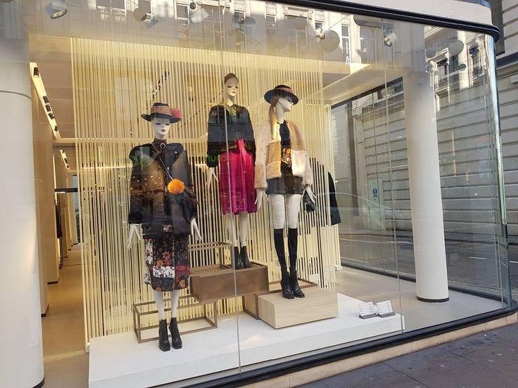 Zara - Oxford Street - AW17