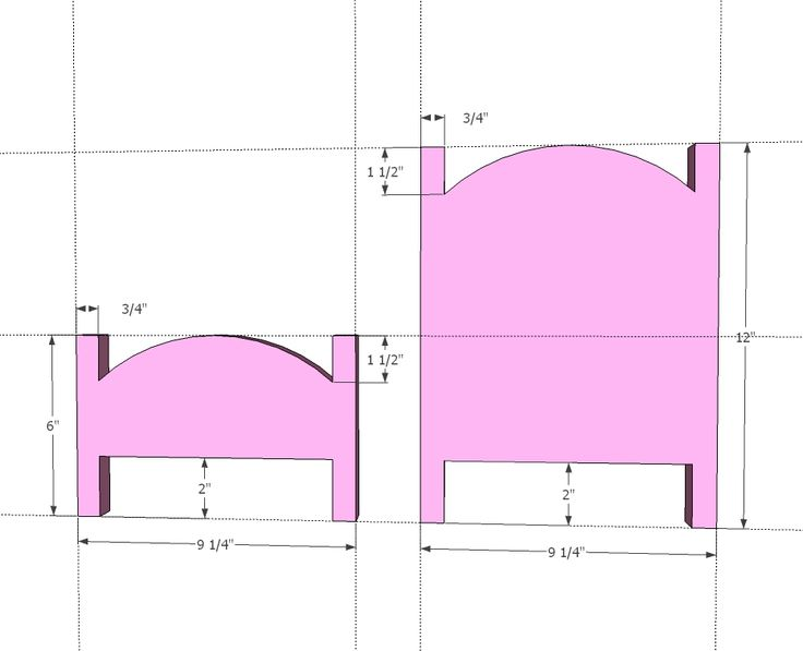 barbie doll furniture plans. ana white build a vintage style american girl doll bed free and easy diy barbie furniture plans